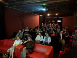Spannung pur vor der Kino-Weltprämiere