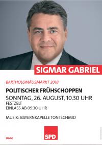 Politischer Frühschoppen Aufhausen